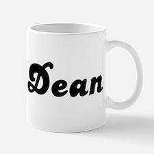 Mrs. Dean Small Mugs