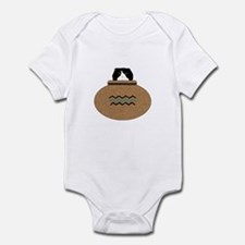 Clay Pots Infant Bodysuit
