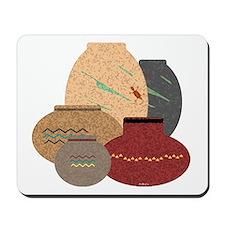 Clay Pots Mousepad