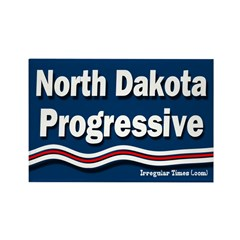North Dakota Progressive Magnet