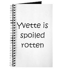 Cool Yvette Journal