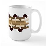 Contemporary Coffee Large Mug (15 oz)