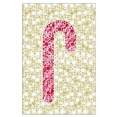 Candy Cane Polka Posters