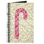Candy Cane Polka Journal