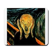 Munch's The Scream Mousepad