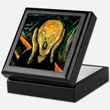 Munch's The Scream Keepsake Box