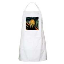 Munch's The Scream BBQ Apron