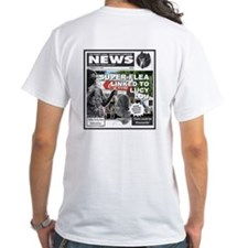 Shirt - RH-Mastodon Valley News Vol. 1