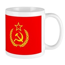 New USSR Flag Mug
