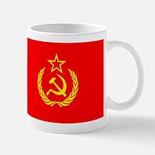 New USSR Flag Mug