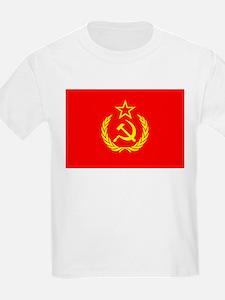 New USSR Flag T-Shirt