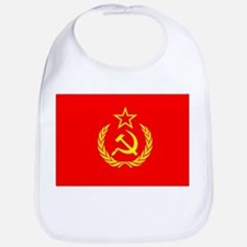 New USSR Flag Bib