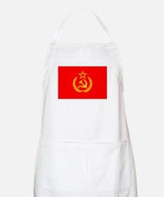New USSR Flag BBQ Apron