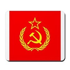 New USSR Flag Mousepad
