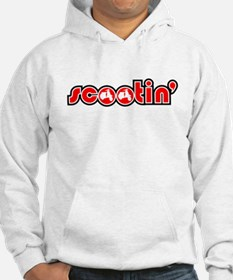 Scootin' Scooter Hoodie