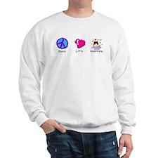 Peace Love and Sundae Sweatshirt