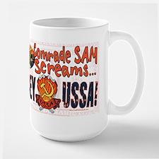 Obey the USSA Large Mug