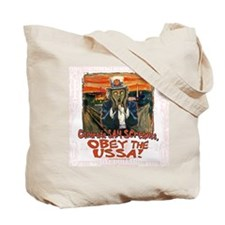 Obey the USSA Tote Bag