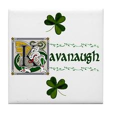 Kavanaugh Celtic Dragon Ceramic Tile
