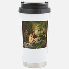 Manet's The Luncheon on the Grass Travel Mug