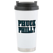 Phuck Philly 1 Travel Mug