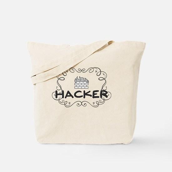 Cute Firewall Tote Bag