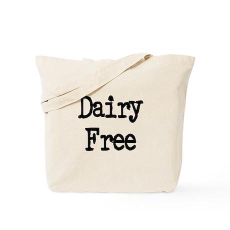 Dairy Free Tote Bag