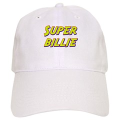 Super billie Baseball Cap