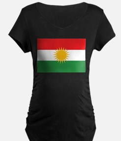 Kurdish Flag T-Shirt