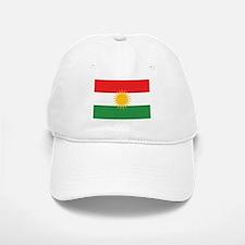Kurdish Flag Baseball Baseball Cap