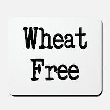 Wheat Free Mousepad