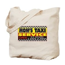 Mom's Taxi Service Tote Bag