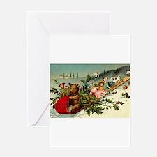 1902 Christmas Greeting Card