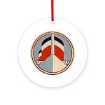 SSUS Funnel Graphic Ornament (Round)