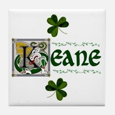 Keane Celtic Dragon Ceramic Tile
