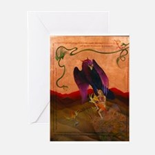 Cute Mysterious Greeting Cards (Pk of 10)