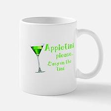 Appletini please... easy on the 'tini' Mug