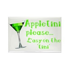 Appletini please... easy on the 'tini' Rectangle M