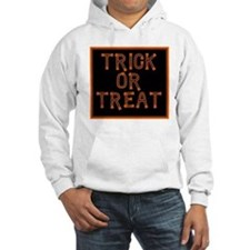 Trick or Treat Smell My Feet Hoodie