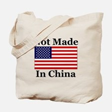 Not Made In China - America Tote Bag