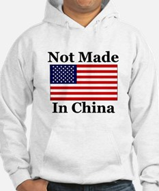 Not Made In China - America Hoodie
