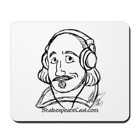 ShakespeareCast Mousepad