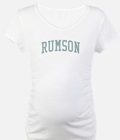Rumson New Jersey NJ Green Shirt