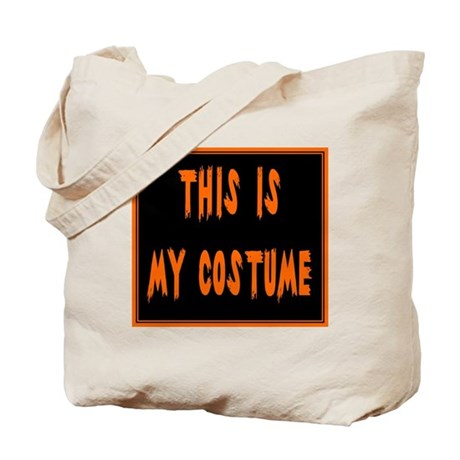 This is My Costume Tote Bag