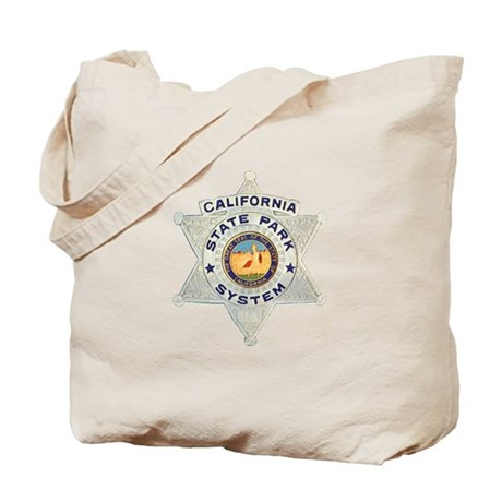 Calif State Ranger Tote Bag