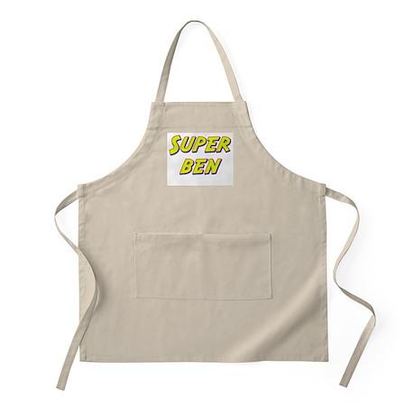 Super ben BBQ Apron