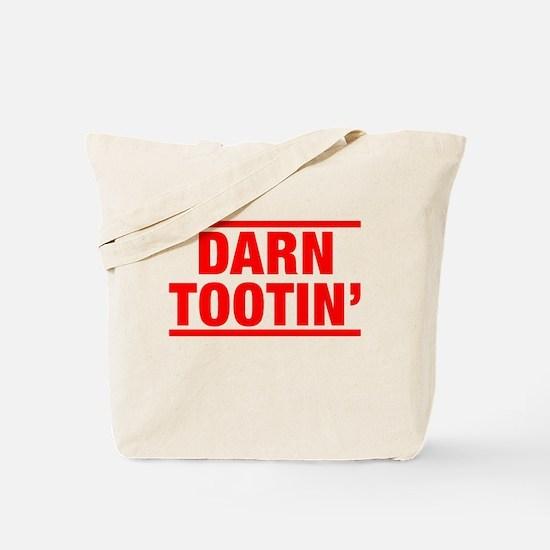 Darn Tootin' Tote Bag