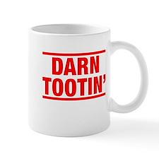 Darn Tootin' Small Mugs