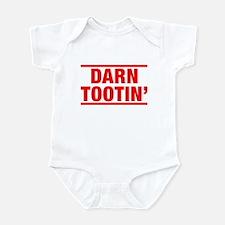 Darn Tootin' Infant Bodysuit