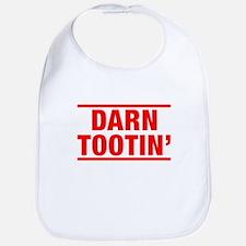 Darn Tootin' Bib